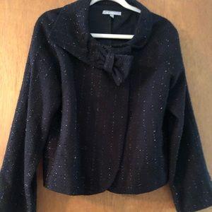 NY Collection Jackets & Coats - NY Collection Crimson and Clover blazer